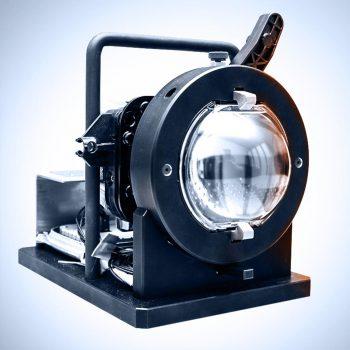 Optique à LED
