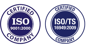 CertificationsISO 9001 et TS 16949
