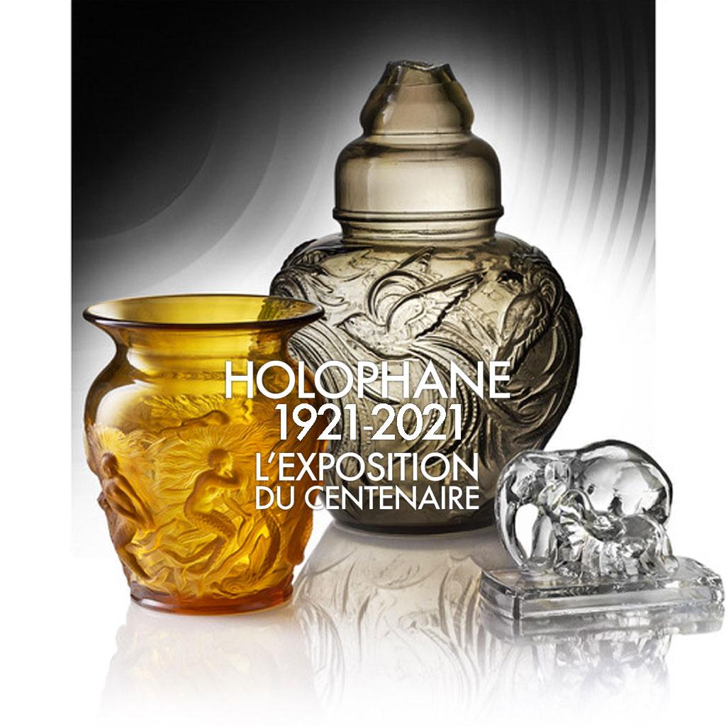 Holophane 1921-2021, l'exposition du centenaire