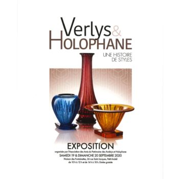 Exposition « Verlys et Holophane, une histoire de styles »