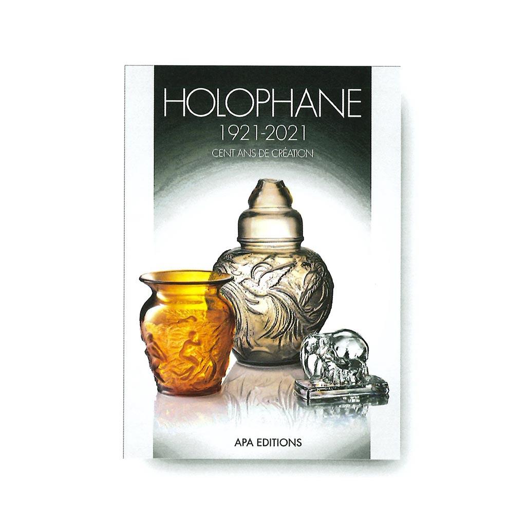 Ouvrage « Holophane – 1921-2021 – Cent ans de création »